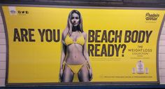 Hunger games: profits at Protein World were boosted in Britain by its controversial 'beach body' pos... - PA