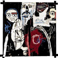 Jean Michel Basquiat - In The Cipher