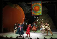 James and the Giant Peach | Seattle Children's Theatre