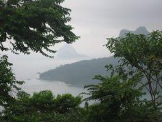 Boné de jóquei na Ilha do Principe