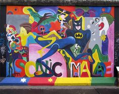Sonic Malade by Greta Csatlòs  East Side Gallery Mühlenstraße  Friedrichshain-Kreuzberg  Berlin September 2011 In papers due to be filed at a Berlin court this week the artists say they  and about 80 other painters who decorated the wall shortly after the borders between east and west were opened in November 1989  were offered 3000 (2700) each by Berlin council to recreate their original murals after the site was overhauled for the 20th anniversary of the fall of the wall two years ago. The…