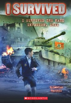 """In one of the darkest periods in history, one boy struggles to survive...  In this gripping new addition to the bestselling I Survived series, a young Jewish boy joins the resistance """"partisan"""" fighters outside Warsaw the ghetto. Does he have what it takes to survive the Nazis — and fight back?"""