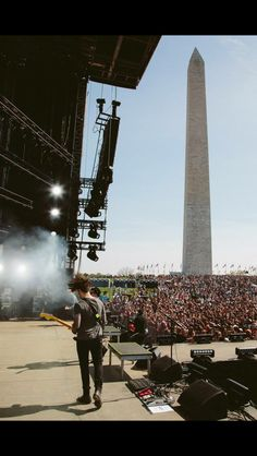 FOB in Dc for Earth Day '15