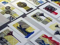 New Zealand Printmakers: Relief Printing Techniques to Explore - Sheyne Tuffery