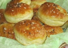 moje záľuby...: slané pečivo Hamburger, Bread, Cooking, Food, Basket, Kitchen, Brot, Essen, Baking