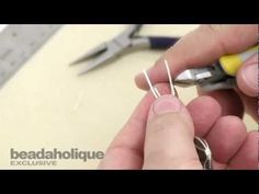 How to Do a Wire Wrapped Stone Setting