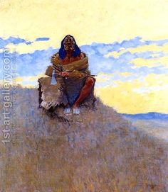 Frederic Remington | Oil Painting