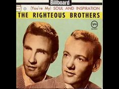 ~You've Lost That Loving Feeling~  The Righteous Brothers  (Will forever be burned in my memory from my days of tending bar @ the Cloud when ALL of the men present that evening sang it to me - LOL!)