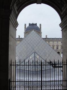 The Louvre, Paris France
