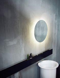 Specchi bagno: Specchio Bucatini da Agape