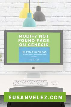 WordPress Tutorials: Modify not found error 404 page on Genesis. Make it more useful for your visitors so they can find their way around.. via @susanwptutorial