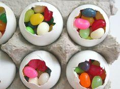 DIY: Decoupage Surprise Eggs