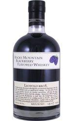 Leopolds - Rocky Mountain Blackberry Liqueur 70cl Bottle