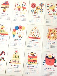 2018 Candy Dog Letterpress Calendar 3 colors print/ A box+12 calendar cards+A Wood stand Paperworks Studio proudly presents the 2018 letterpress calendar, a collaboration with the illustrator Hsinping Pan. 2018 is the year of dog, inspired by that, Hsinping brings us a little doggy named