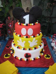 Mickey Cake i wanna try this