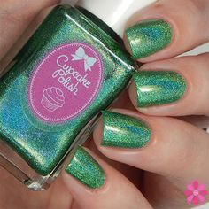 Cupcake Polish Summer 2015 Collection Swatches & Review | Cosmetic Sanctuary  leaf Me Alone
