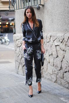 Kimono-inspired jumpsuit
