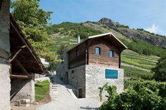 Bildband: Die schönsten Häuser der Alpen - Architektur & Stadt - derStandard.at › Immobilien