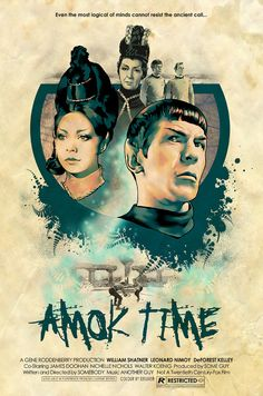 Star Trek - ''Amok Time'' - moiramurphy ----