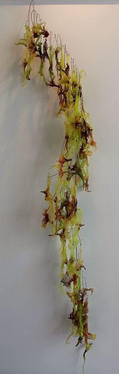 Rebecca Cross. 2012. Silk and walnut stems