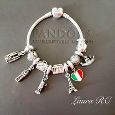 My travel the world bracelet ❤️