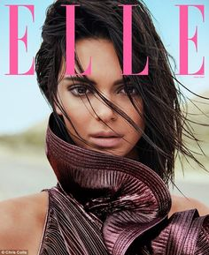 New issue: The interview appears in the June 2018 issue of ELLE, on newsstands May 22... #kendalljenner