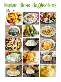 Easter Menu Suggestions From Mel S Kitchen Cafe Yummy