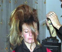 Teased Hair, Hairspray, Dreadlocks, Hair Styles, Beauty, Tease Hair, Hair Plait Styles, Hair Sprays, Hair Makeup