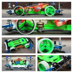 Tamiya is for everyone, both kids and adults racers. From creating new build from scratch to simply plug and play. Take this machine, simple build, sliding damper tamiya, yet, it competitive level is good.