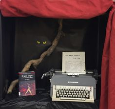 El gato negro Edgar Allan Poe Para Halloween