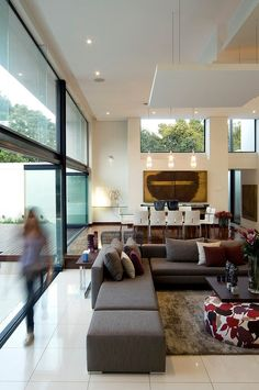 House Mosi by Nico van der Meulen Architects (not that ugly as fuck ottoman)