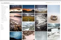 Photography Portfolio Templates PhotoShelter Photo Ideas - Photoshelter templates