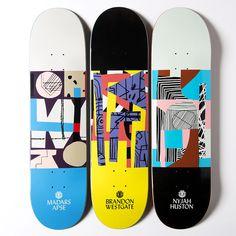 - Element / Skateboard Series #2 - atelier bingo.