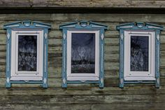 The Colorful Windows of Suzdal, Russia | Jonathan Irish on The Planet D