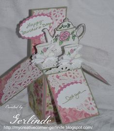 Happy Mother's Day by gertown - Cards and Paper Crafts at Splitcoaststampers