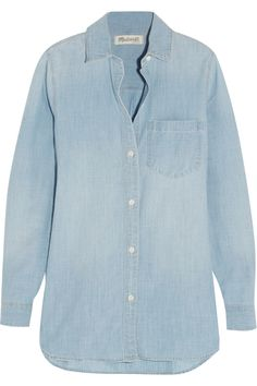 Madewell chambray shirt