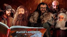 Dwarves: Races in 5e Dungeons & Dragons