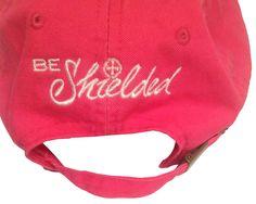 Gracewear Collection - Baseball Cap-Pink, $18.00 (http://gracewearcollection.com/baseball-cap-pink/)