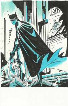 Batman, Robin, and Joker by Darwyn Cooke
