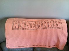 baby blankets with names