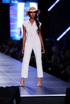 There was lots of love for Emerging Designer: East semifinalist Anna Toth's jumpsuit at the Opening Night of the Baker Motor Company Charleston Fashion Week. Charleston Style, Opening Night, Motor Company, Night Life, Anna, Jumpsuit, Entertaining, How To Wear, Shopping
