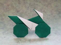 Origami bike