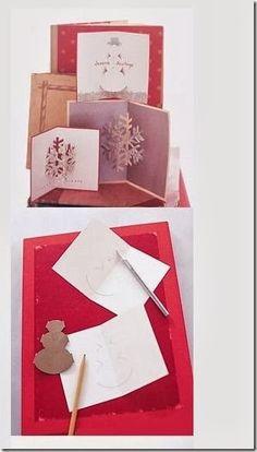 tarejtas navidad en 3D  cosasparanavidad (2)