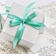 Kleines Geschenk zur Verlobung