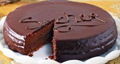 Recepty - Strana 2 z 100 - Vychytávkov Chocolate Sponge Cake, Chocolate Glaze, Baby Food Recipes, Sweet Recipes, Cake Recipes, Food Baby, Polish Cake Recipe, Sacher, How Sweet Eats