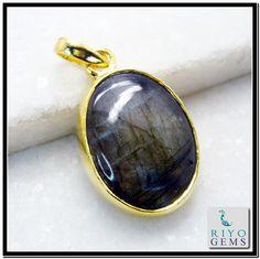 Jewelry Knots, Labradorite, Pendant Jewelry, Plating, Gemstone Rings, Gemstones, Yellow, Gold, Gems
