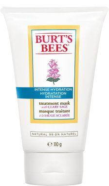 Burt's Bees Masque Traitant Hydratation Intense, 110 g | Ecco Verde