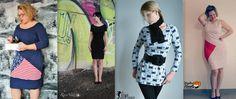 Ein absolutes sexy, figurbetontes Kleid für Teenies und Damen.    Das Kleid hat 2 verschiedene Rückenausschnitt-Tiefen, 2 verschiedene Längen, Arme in kurz/ dreiviertel oder lang.   Es gibt dieses Kleid von Größe XS - XXL.  XXL entspricht einem Brustumfang von  ca. 127 cm und Hüftumfang von ca. 126 cm.  Ausgelegt ist der Schnitt für Jersey. (für dehnbare Stoffe) Das Dreieck im Rücken ist sehr gut für Spitze geeignet.  Das ebook ist auch für geübte Nähanfänger geeignet, da alles detailliert…