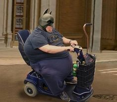 Batman - the later years