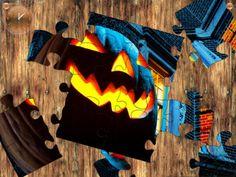 Halloween puzzles.
